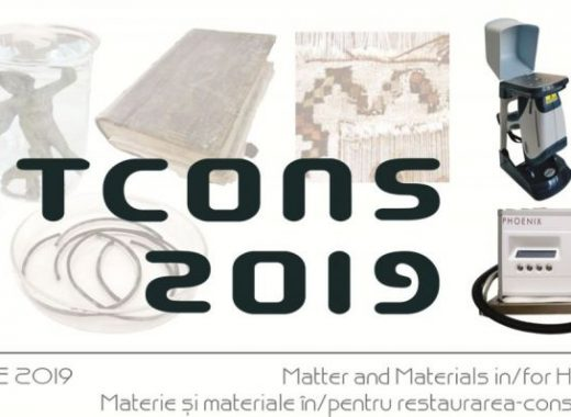 """""""MATCONS"""" 8-12 OCTOMBRIE 2019"""